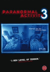 Paranormal Activity 3 (BEG hyr DVD)