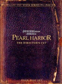 Pearl Harbor - Director's Cut (4-Disc) beg dvd