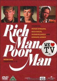 Rich man, poor man - Säsong 1 (beg dvd)