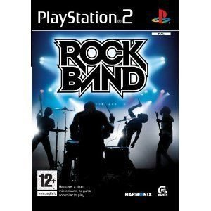 Rock Band (ps 2)
