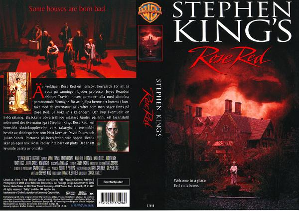 ROSE RED (VHS)