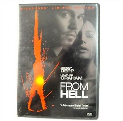 From Hell (BEG DVD) USA