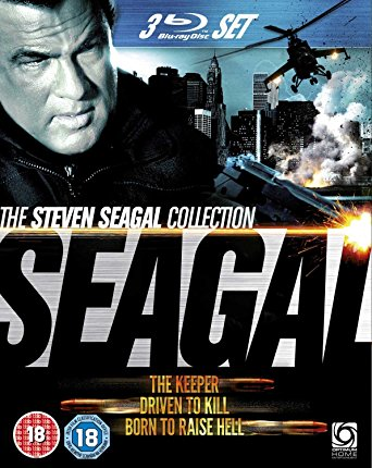 Seagal Collection - Driven To Kill/Keeper, The/Born To Raise Hel