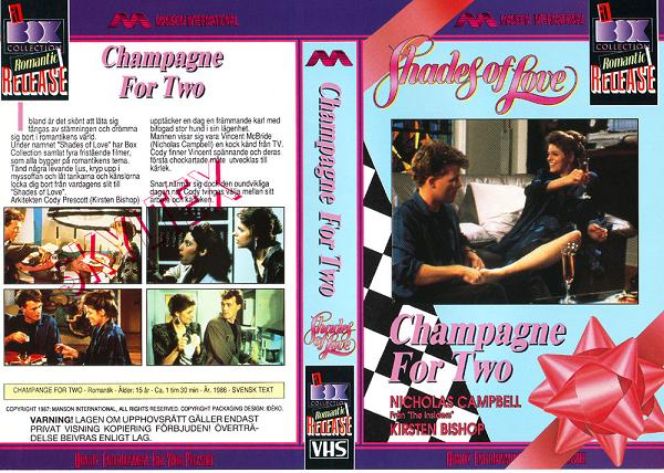 CHAMPANGE FOR TWO