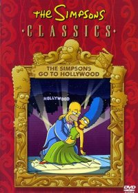Simpsons - Go to Hollywood (dvd)