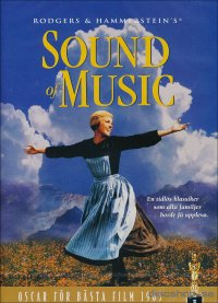 Sound of Music (dvd)beg