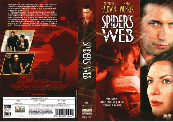 SPIDER´S WEB (VHS)