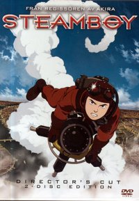 Steamboy (2-disc)(DVD)