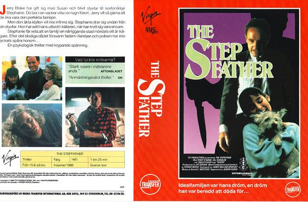 STEPFATHER (vhs)