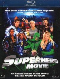 Superhero Movie (beg Blu-ray)