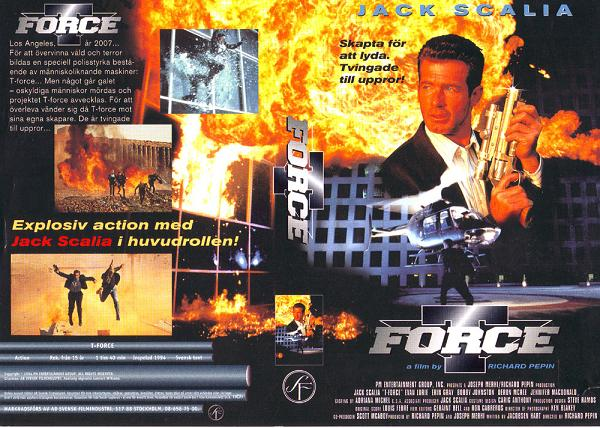 T-FORCE (vhs)