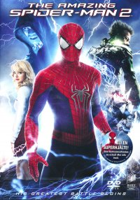 Amazing Spider-Man 2 (beg dvd)