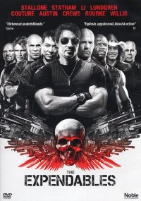 Expendables 1 (Second-Hand DVD)