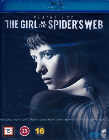 Girl in the Spider's Web (beg blu-ray)