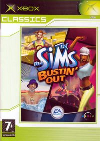 Sims - Bustin Out (XBOX) BEG