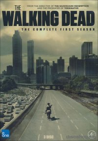 Walking Dead - Säsong 1 (dvd)