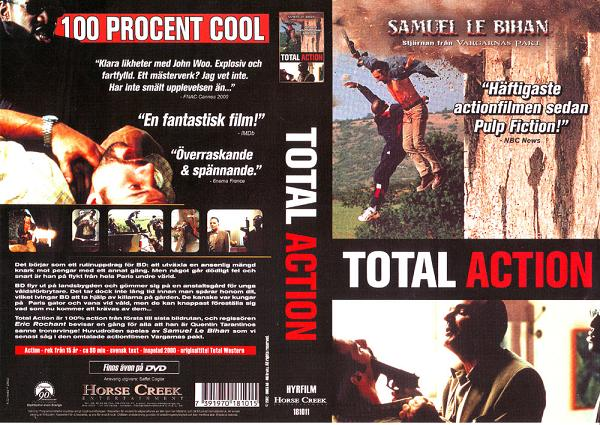 TOTAL ACTION (VHS)
