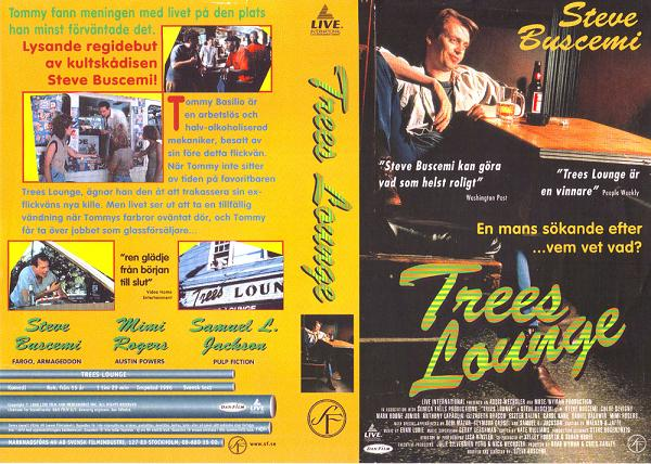 TREES LOUNGE (VHS)