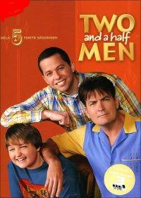 Two and a half men - Säsong 5 (beg DVD)