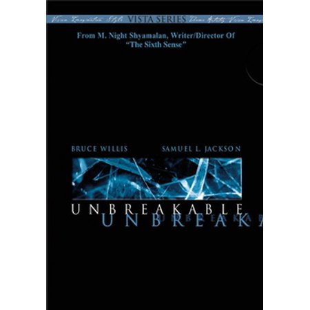 Unbreakable (beg dvd) usa