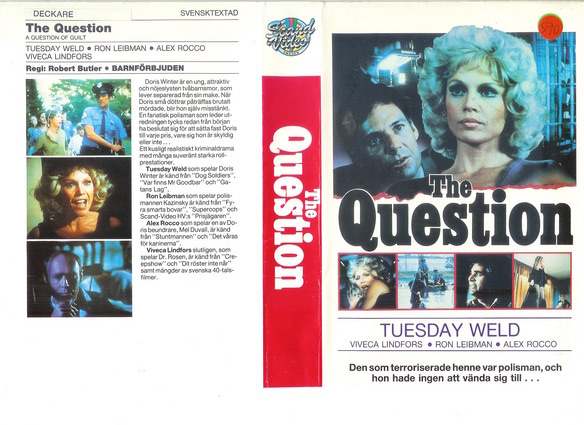 QUESTION (VHS)