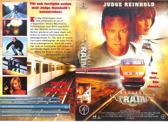 HOSTAGE TRAIN (VHS)