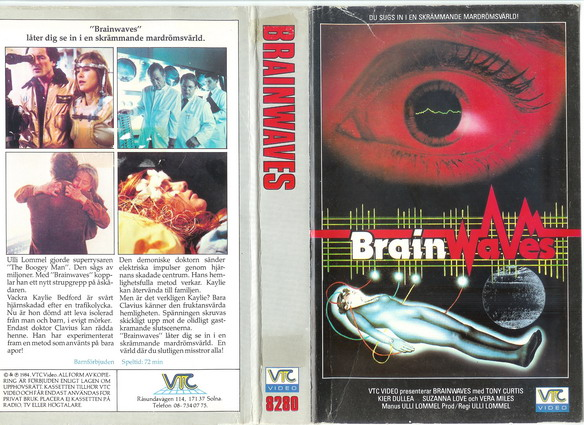 8280 BRAIN WAVES  (VHS)
