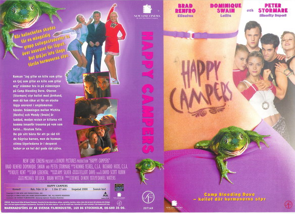 HAPPY CAMPERS (VHS)