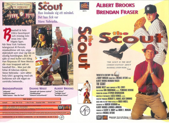 SCOUT (VHS)