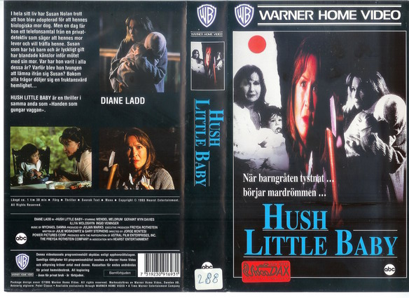 HUSH LITTLE BABY (VHS) tittkopia