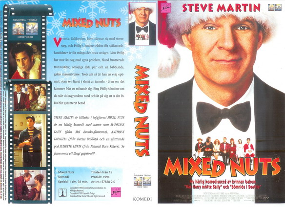MIXED NUTS (VHS)