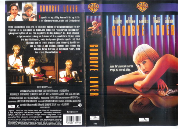 GOODBYE LOVER (VHS) TITTKOPIA