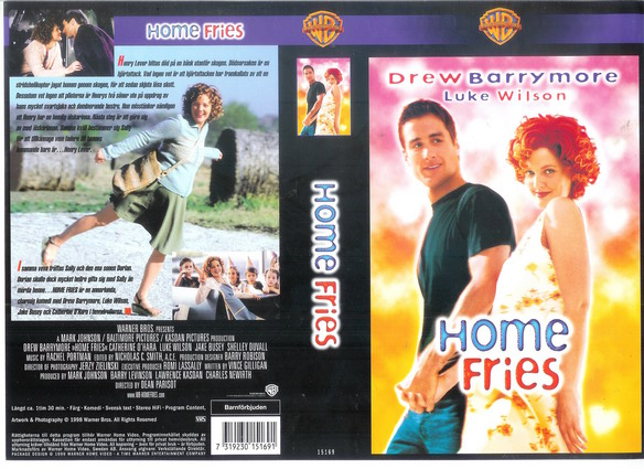 HOME FRIES (VHS)