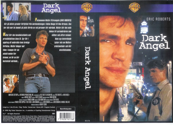 DARK ANGEL (VHS)
