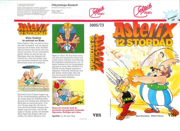 ASTERIX 12 STORDÅD (BETA)