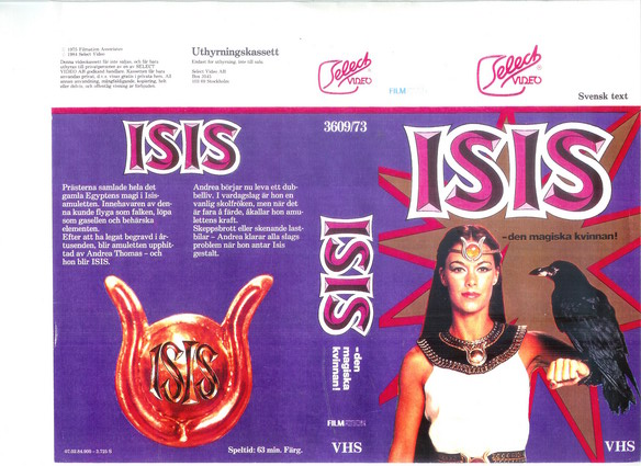 3609/73 ISIS (VHS)