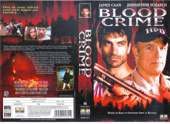 BLOOD CRIME