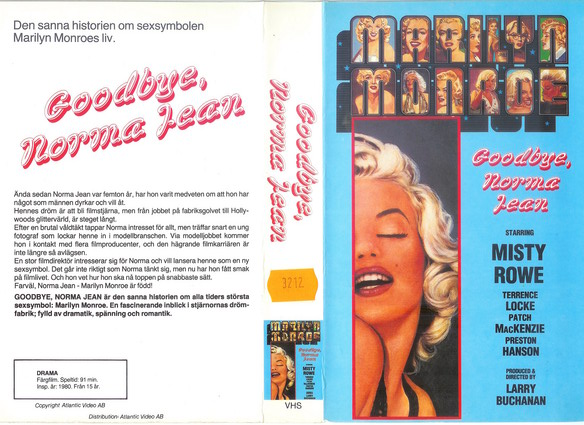 GOODBYE,NORMA JEAN (VHS)