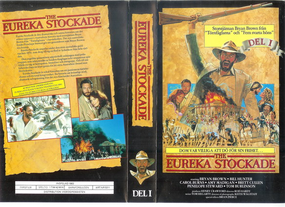 EUREKA STOCKADE DEL 1 (Video 2000)