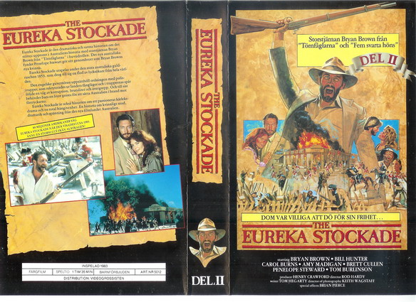 EUREKA STOCKADE DEL 2 (Video 2000)