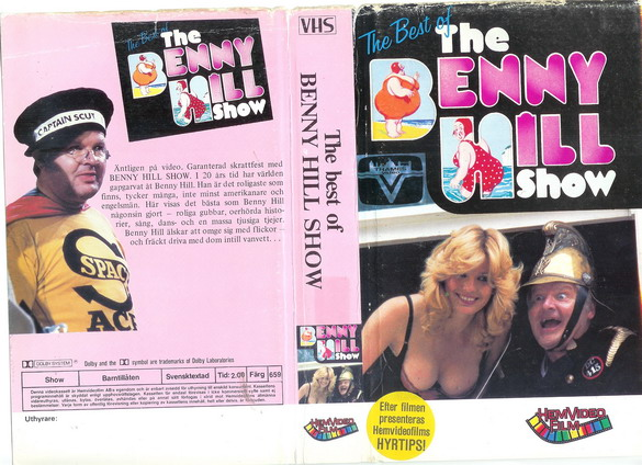 Best Of The Benny Hill Show