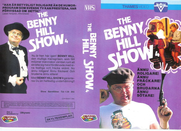 BENNY HILL SHOW 4