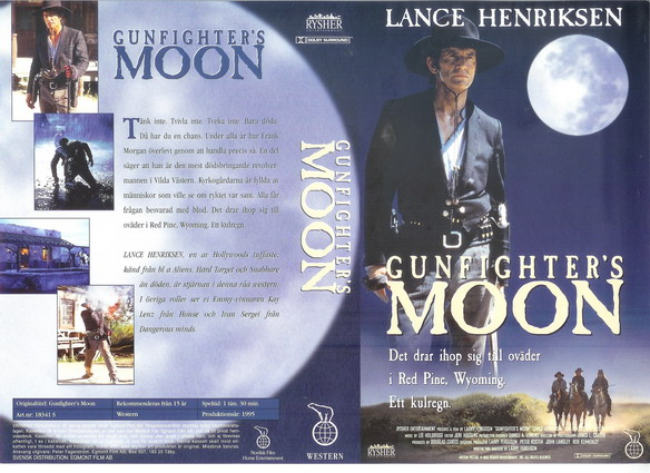 GUNFIGHTER'S MOON (VHS)