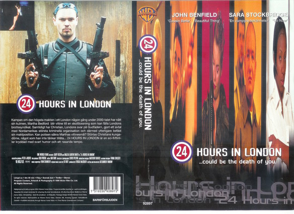 24 HOURS IN LONDON (VHS)