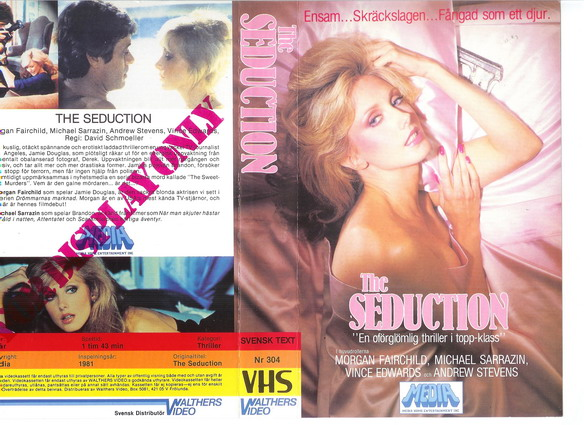 SEDUCTION (video 2000)