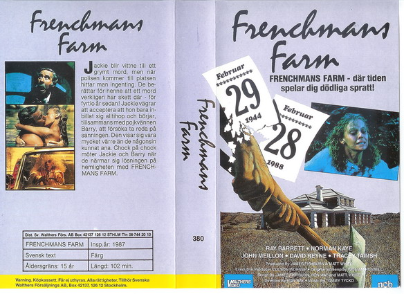 FRENCHMANS FARM