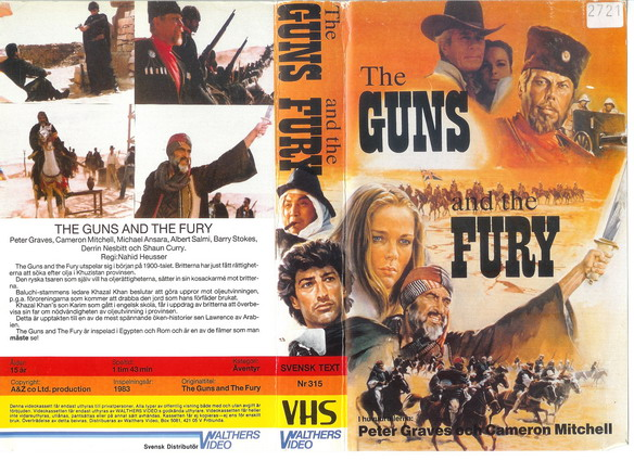 GUNS AND THE FURY