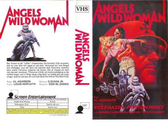 ANGELS WILS WOMAN