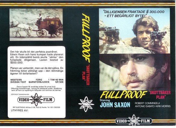 506 FULLPROOF (VHS)