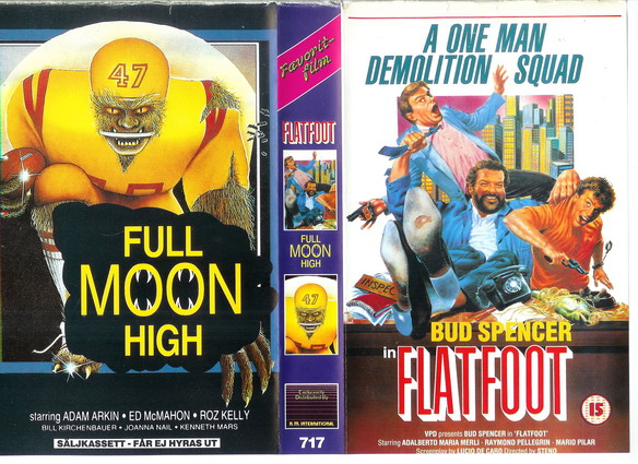 FLATFOOT/FULL MOON HIGH